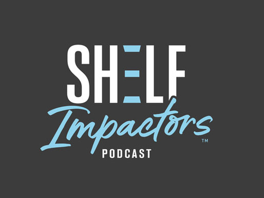Podcast: I'm interviewed on Shelf Impactors™
