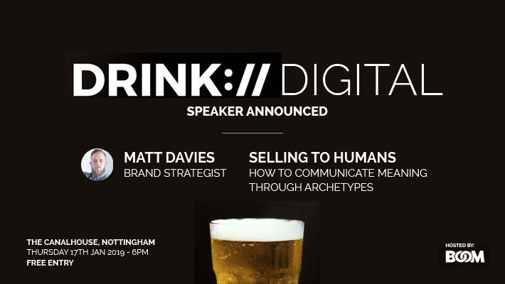 Matt Davies at Drink Digital