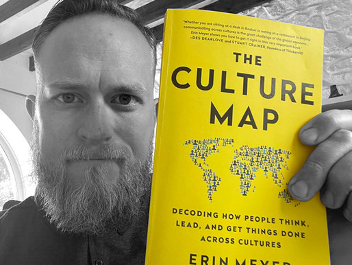 Book review/recommendation: The Culture Map