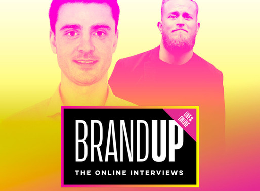 BrandUP Live: Brand Purpose with Adam Roberts