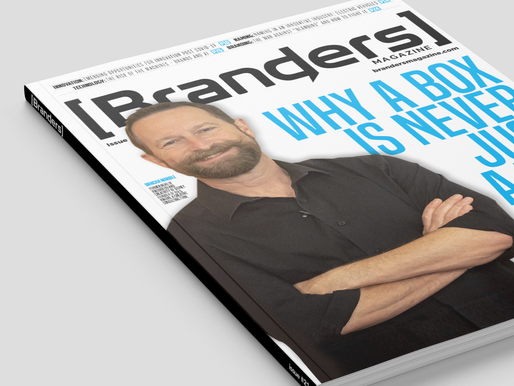 Brands and AI - I'm published in [Branders] Magazine