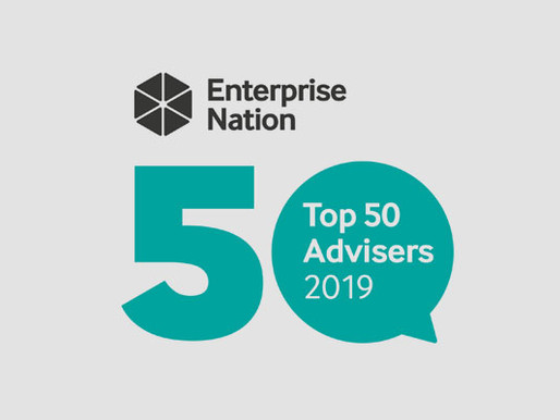 I'm a Top 50 UK Brand Advisor