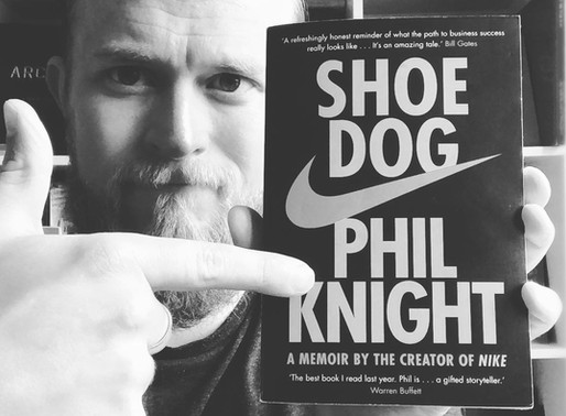 Book recommendation: Shoe Dog by Phil Knight