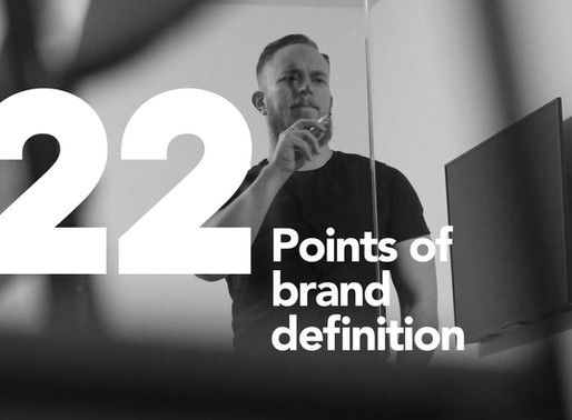 22 Points of Brand Definition