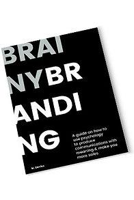 Brainy Branding eBook by Matt Davies
