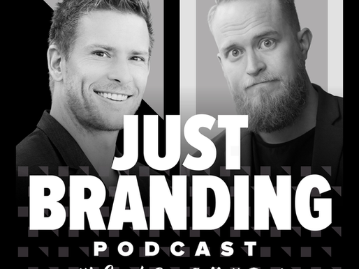 JUSTBranding Podcast - #1 Branding Podcast in over 10+ countries
