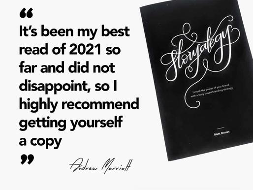 Storyategy - Book Review + Video