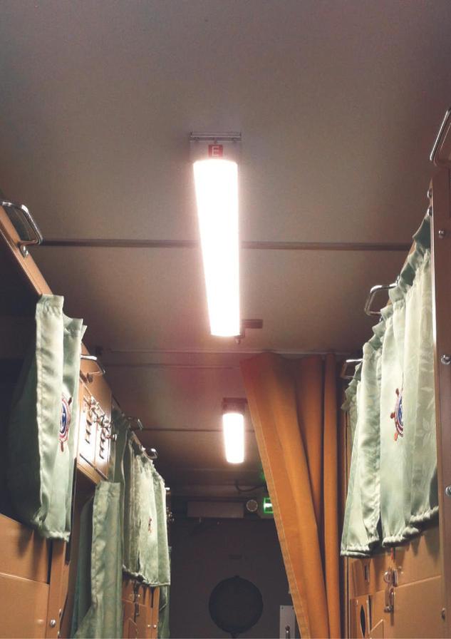 Shelter Lighting People Pod