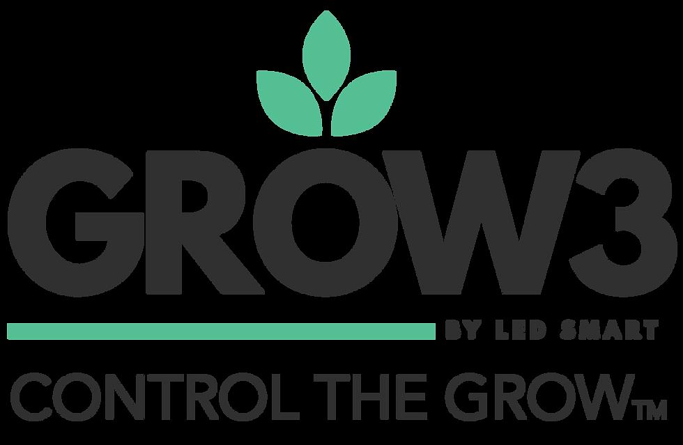 GROW3 LOGO