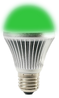 A19 LED bulbs