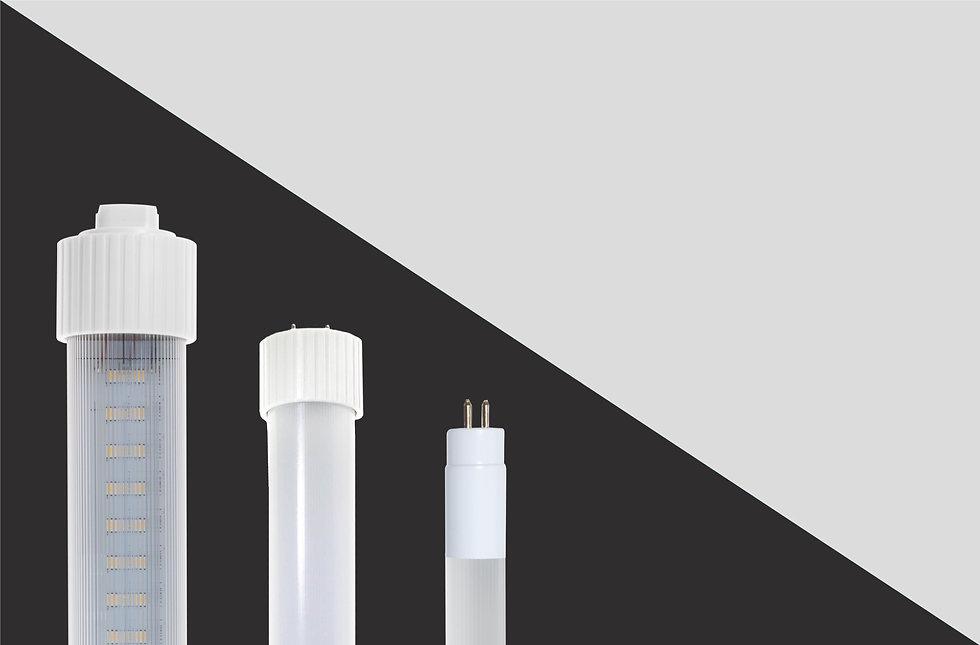 FLZ series LED tube lights for navy applications
