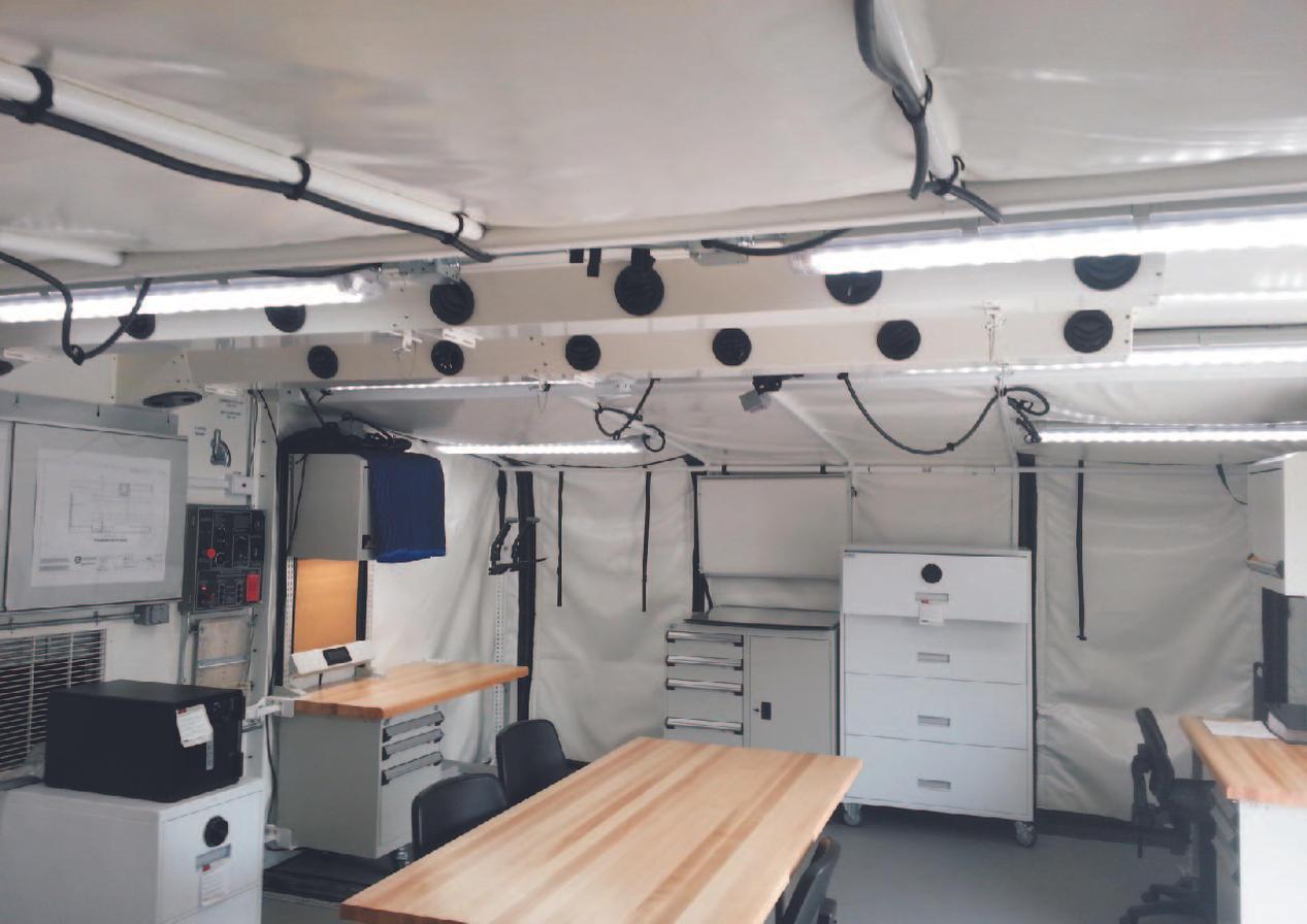 MSVS Interior Lighting System