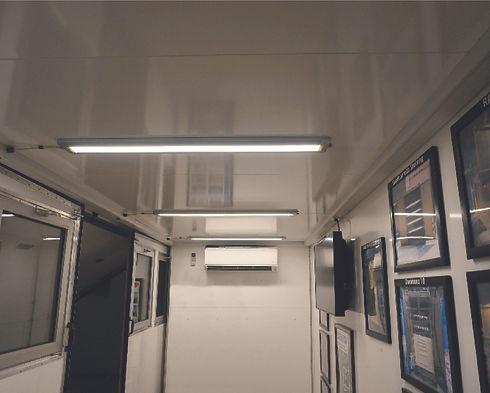 CWL-D LED lighting project