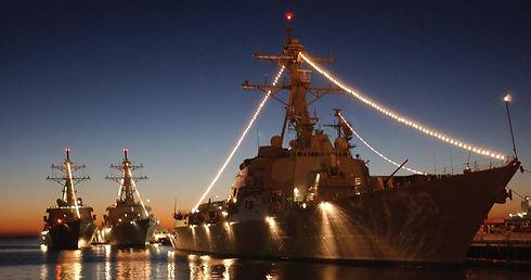 Ship LED lighting