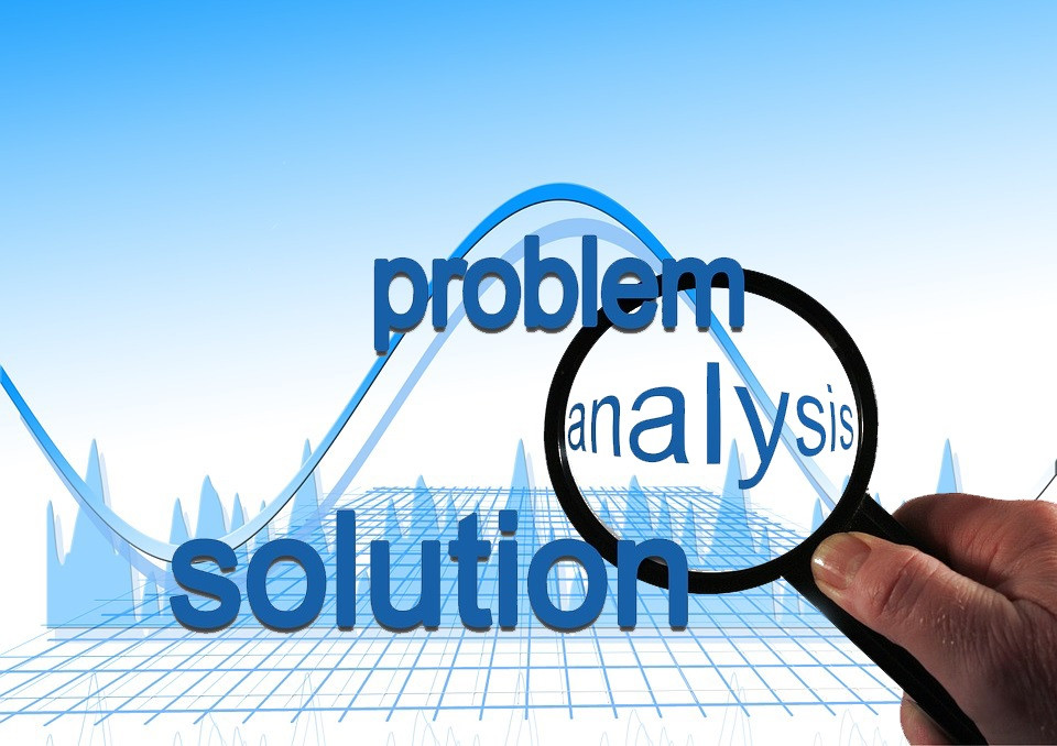 Analysis, problem solving & solutions