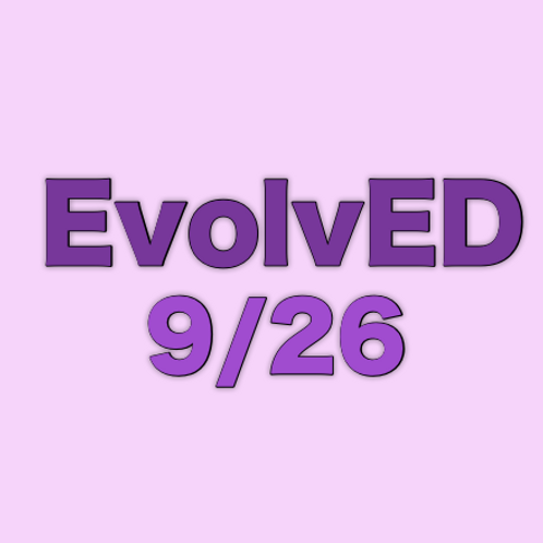 EvolvED: Day 2 only