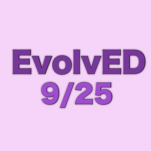 EvolvED: Day 1 only