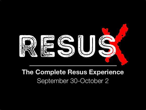 ResusX: The Complete Experience (Non-Attending Pricing)