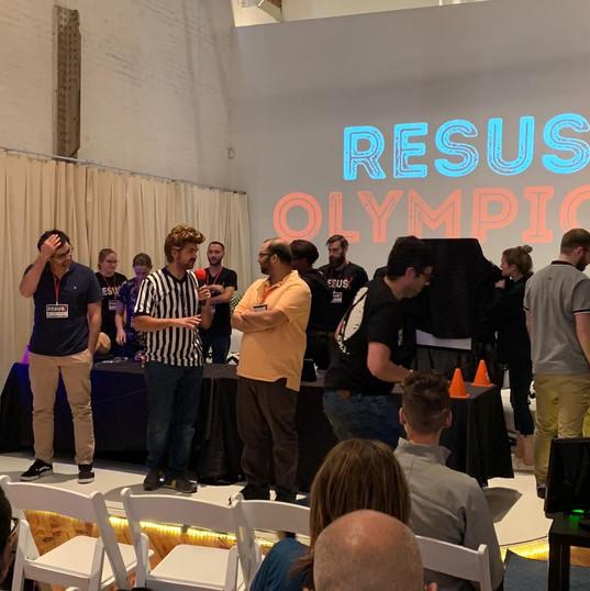 The Resus Olympics
