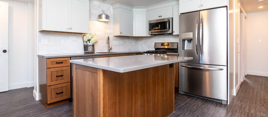 TOP 5 UPDATED KITCHENS