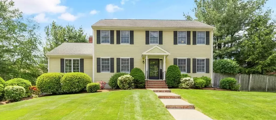TOP 5 SINGLE FAMILY HOMES IN PEABODY