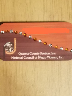 NCNW Name Badge