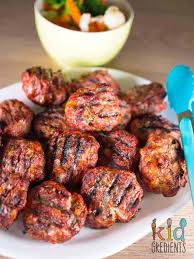 Beef and Vegetable Rissoles Share @ $28/kg