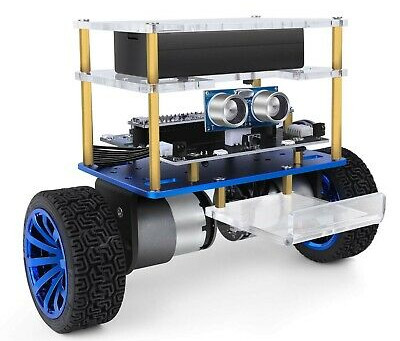 Buggy project: the first steps