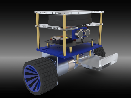 Buggy Project: Final touches for the Buggy CAD