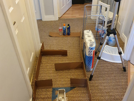How to build an obstacle course for a robot buggy