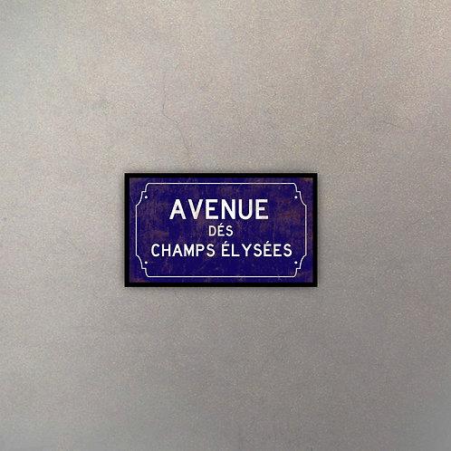 Avenue Dés Champs Élysées