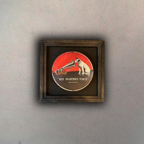 Cuadro Publicidad Vintage RCA Victor