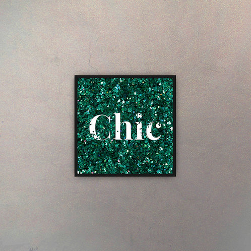 """Tipografía """"Chic"""""""
