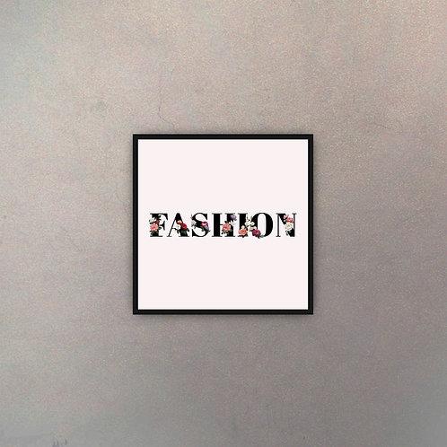 "Tipografía ""Fashion"""
