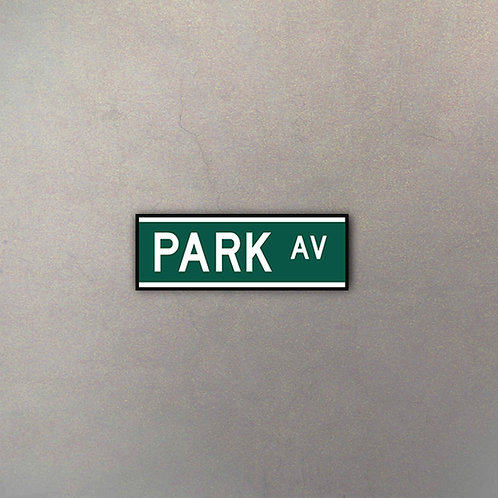 Cartel Park Avenue