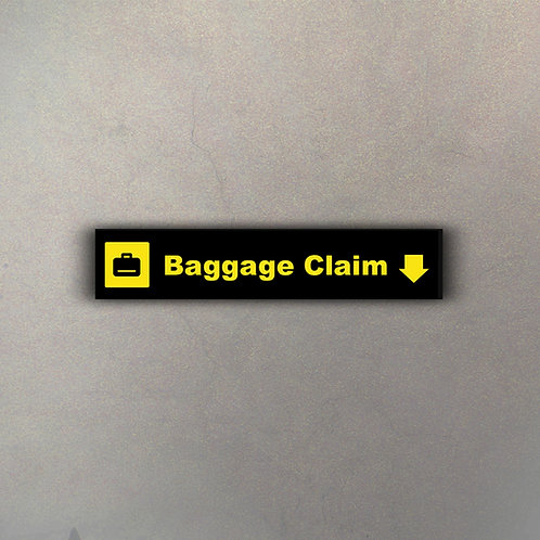 Cartel Baggage Claim I