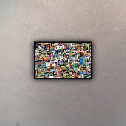 Mosaico de Fotos