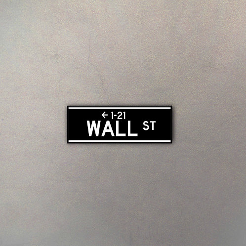 Cartel Wall Street I