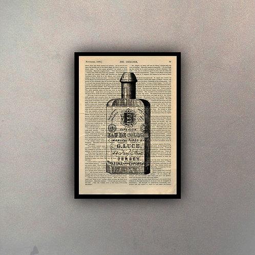 Perfume Fondo Vintage