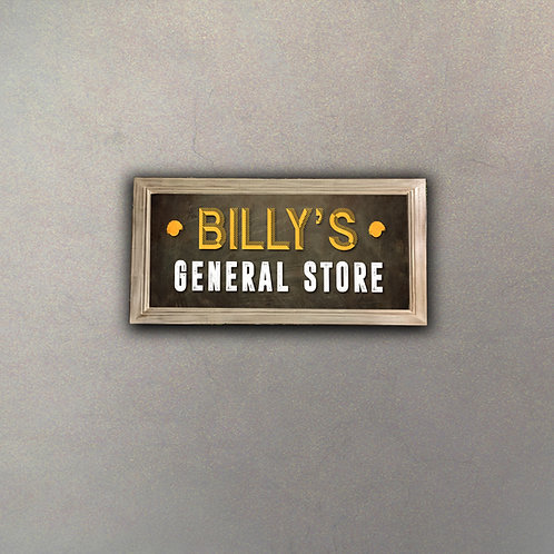 Cartel Billy's General Store