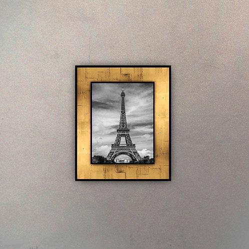 Placa Paris Gold