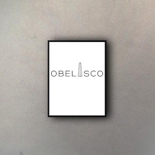 Tipografía Obelisco
