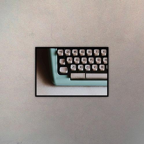 Máquina De Escribir Fashion