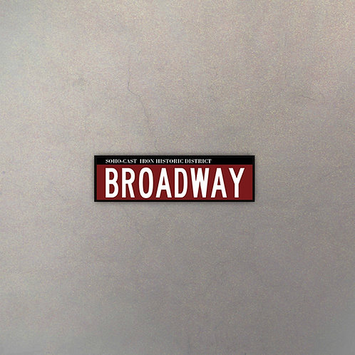 Cartel Broadway