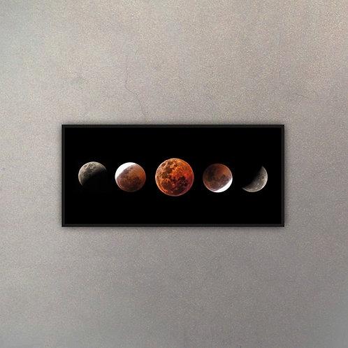 Fases Luna Panorámica II