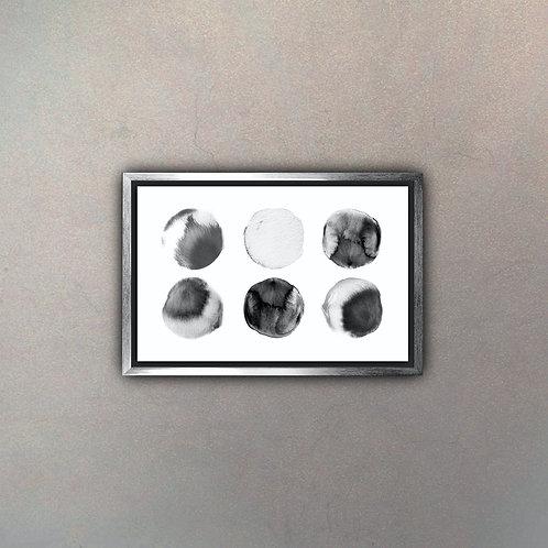 Acuarelas II (Canvas)