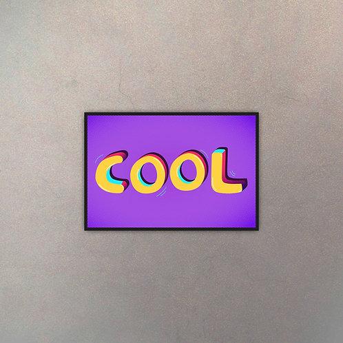 """Tipografía """"Cool"""""""