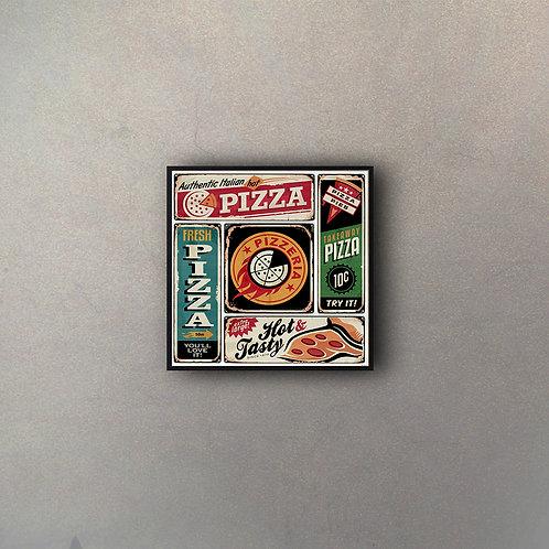 Pizza Vintage