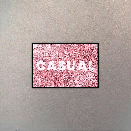 """Tipografía """"Casual"""""""