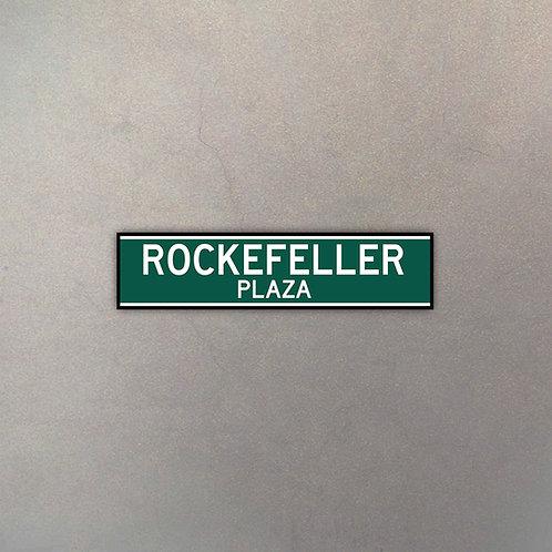 Cartel Rockefeller Plaza